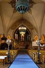 Lysekil Church interior.jpg