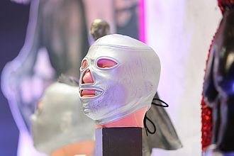 Santo - Santo's original mask