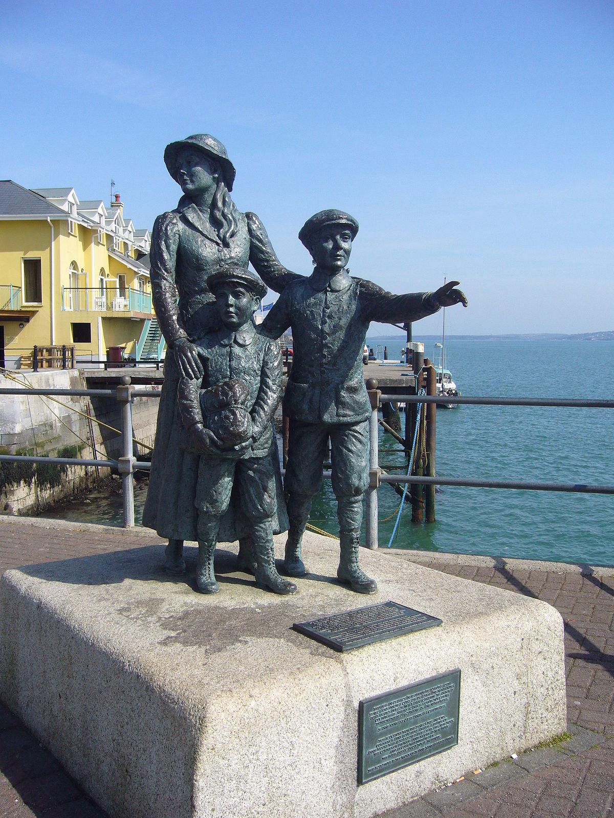 Cobh wikip dia - Port irlandais en 7 lettres ...