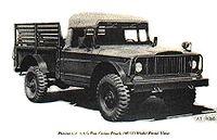 Kaiser Jeep M715 thumbnail