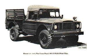 Kaiser Jeep M715 - Image: M715