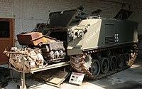 M75 apc - army museum