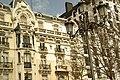 MADRID E.U.S. ARTECTURA CALLE FERRAZ (COMENTADA) - panoramio.jpg
