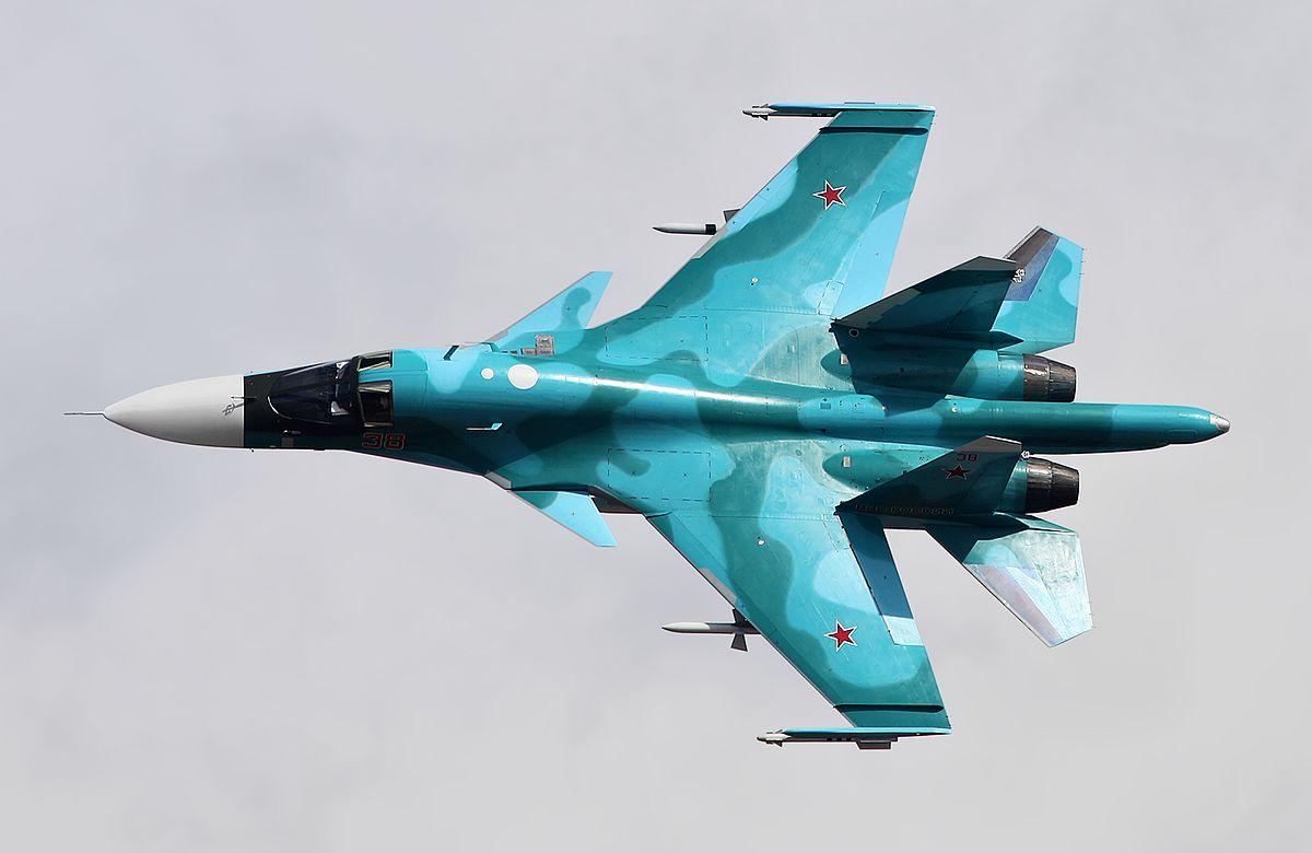 Су-30 см отличия су-34