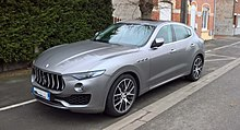 maserati levante wikip dia. Black Bedroom Furniture Sets. Home Design Ideas