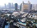 MC 澳門 Macau 萬豪酒店 JW Marriott Hotel room 28th Floor view November 2019 SS2 08.jpg