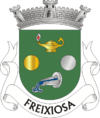 Coat of arms of Freixiosa