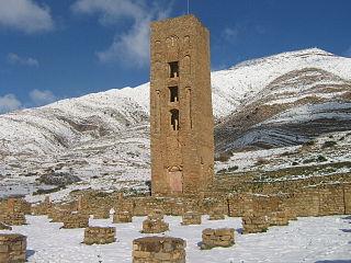 Hodna Mountains Mountains in Algeria
