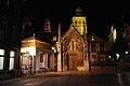 Maastricht, Keizer Karelplein bij avond.JPG