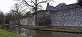 Maastricht2015, zuidzijde Nieuwenhofwal met muurtorens05.jpg