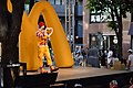 Mac Donald-sponsored kids show at Azabujuban festival.jpg