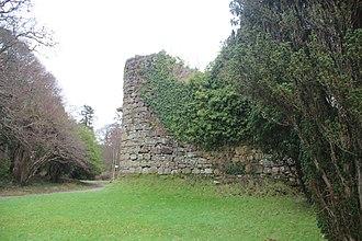 Muintir Eolais - Image: Mac Raghnaill Castle 2