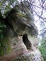 Macartneys Cave, Thrunton Wood (geograph 4636815).jpg