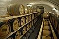 Mackmyra Whisky - Warehouse Whisky barrels at Hackeberga Castle.jpg
