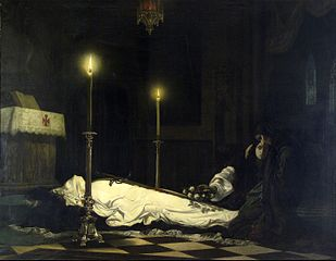 The Mourning of László Hunyadi