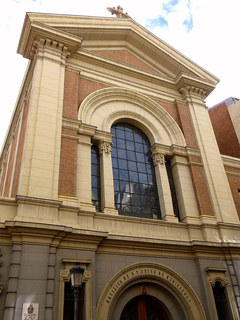 Madrid - Basílica de Jesús de Medinaceli 11.jpg