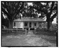 Magnolia Plantation, Overseer's House, LA Route 119, Natchitoches, Natchitoches Parish, LA HABS LA,35-NATCH.V,2-C-2.tif