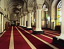 Main hall of the Abu Hanifa mosque.jpg