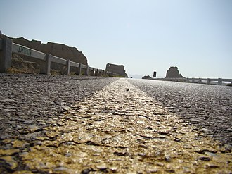 Makran Coastal Highway - Image: Makran Coastal Highway 2