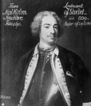 Malcolm Sinclair (Swedish nobleman) - Malcolmsinclair