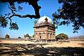 Malik Ambar. Tomb in Khuldabad.jpg