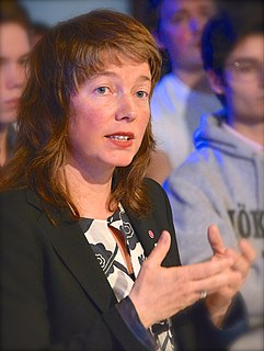 Malin Björk Swedish politician