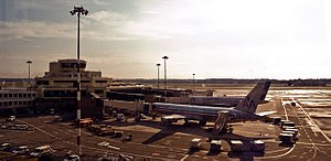 Malpensa airport Milan 01