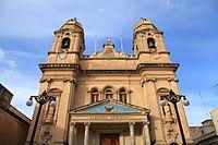 Malta - Gzira - Triq Manoel De Vilhena - Our Lady of Mount Carmel ex 02 ies.jpg