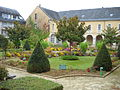 Mamers - Cloister of the Convent of the Visitation - 1.JPG