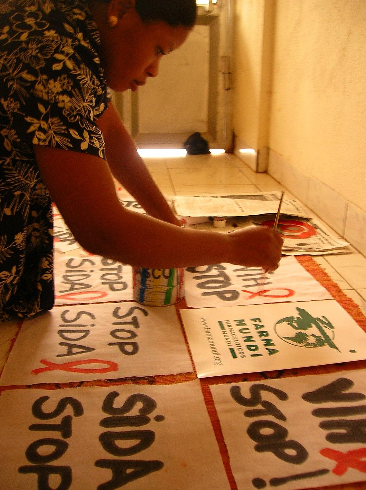 Hiv Aids In The Democratic Republic Of The Congo Wikipedia