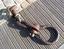 shackles deutsch