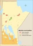 Manitoba's municipalities