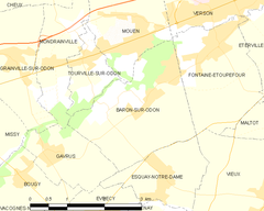 Map commune FR insee code 14042.png