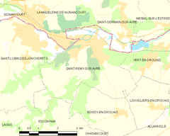 Map commune FR insee code 28359.png