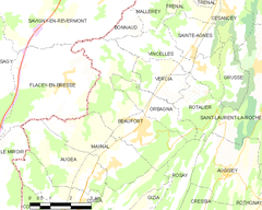 Map commune FR insee code 39043.png