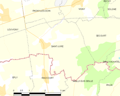 Map commune FR insee code 57617.png
