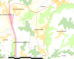 Map commune FR insee code 74062.png