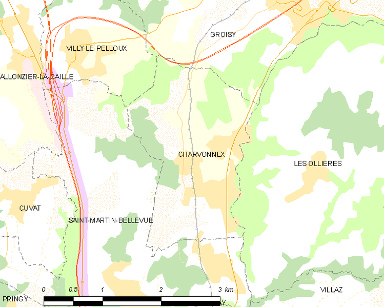 tóng-àn:Map commune FR insee code 74062.png