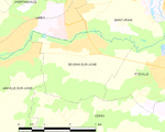 Map commune FR insee code 91095.png