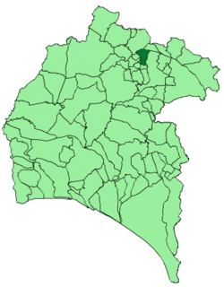 Map of Cortelazor (Huelva).png