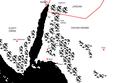 Map of Jabel El Lawz, Saudi Arabia.png