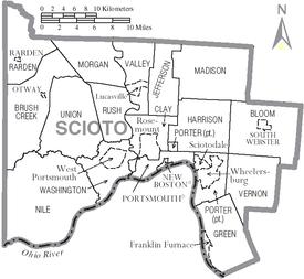 Scioto County Ohio Wikipedia