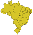 Map of Sergipe in Brazil.png