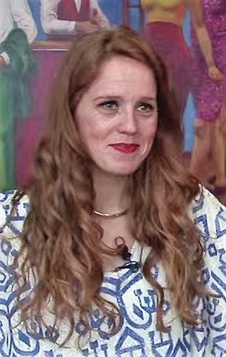 María Castro (actress) - María Castro in 2015