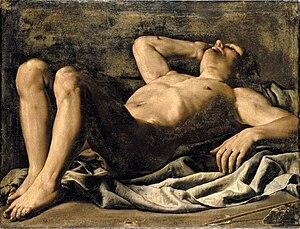 Marco Antonio Bassetti - Marco Antonio Bassetti, Saint Sebastian, 1620
