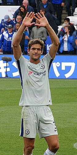 Image illustrative de l'article Marcos Alonso Mendoza