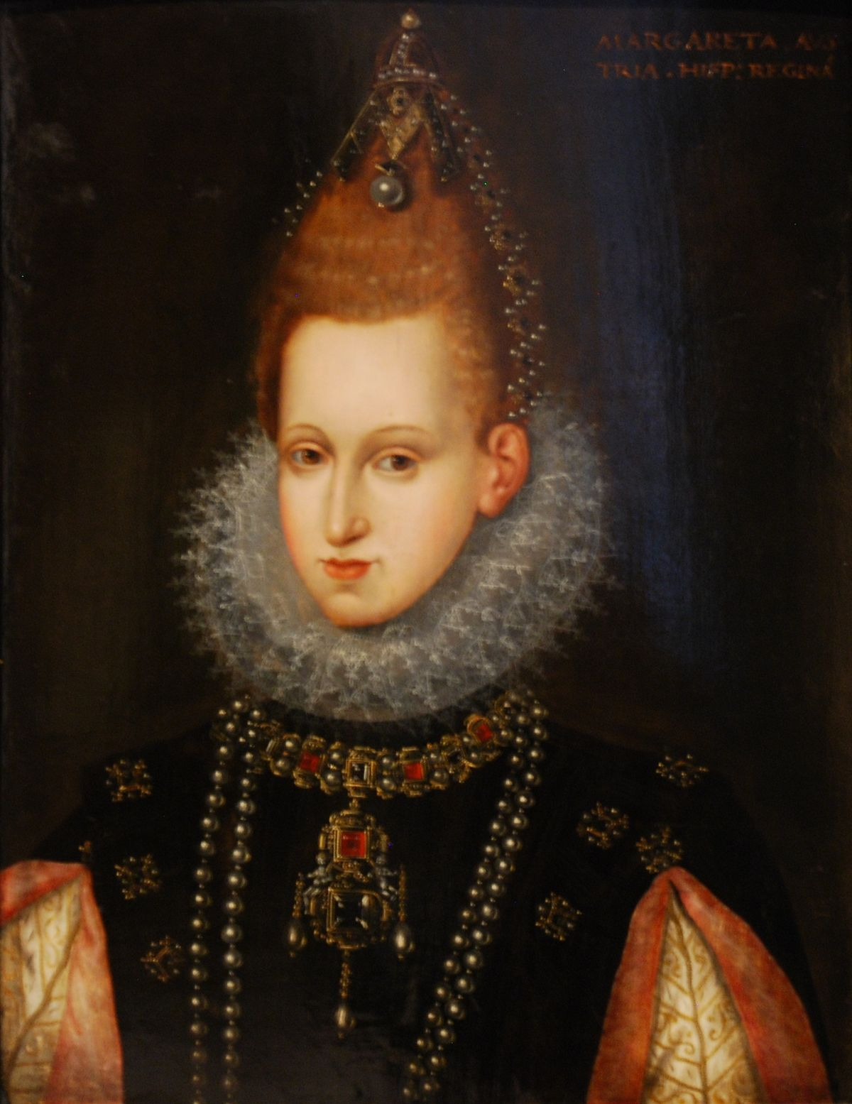 королева маргарита васильевна рост вес