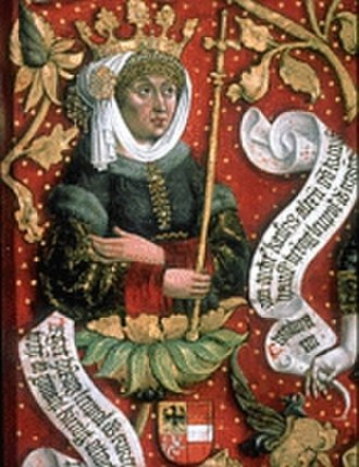 Margaret of Austria, Queen of Bohemia - Image: Margarete von Babenberg