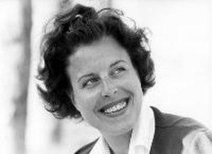 Margaretha Krook - Margaretha Krook, early 1960s.
