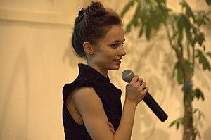 Maria Kochetkova - Image: Maria Kochetkova
